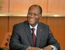 Côte d'Ivoire: investiture du Président Alassane Ouattara