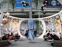 Le Pavillon du Maroc au Grand Palais COP 21